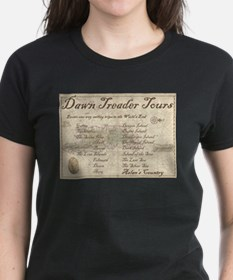 Dawn Treader Tours Ash Grey T-Shirt