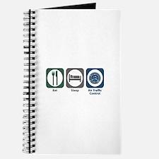 Eat Sleep Air Traffic Control Journal