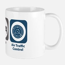 Eat Sleep Air Traffic Control Mug