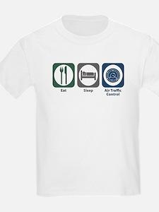 Eat Sleep Air Traffic Control T-Shirt