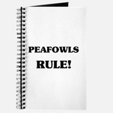 Peafowls Rule Journal