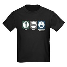Eat Sleep Agricultural Science T