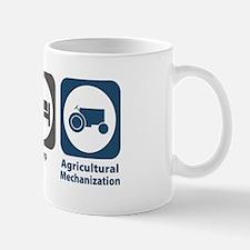 Eat Sleep Agricultural Mechanization Mug