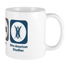 Eat Sleep Afro-American Studies Mug