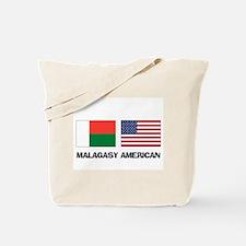 Malagasy American Tote Bag
