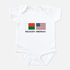 Malagasy American Infant Bodysuit
