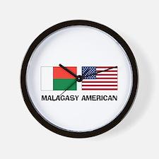 Malagasy American Wall Clock