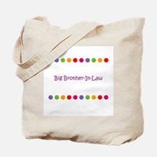 Big Brother-In-Law Tote Bag
