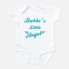Bubbe's Angel (Boy) Infant Bodysuit