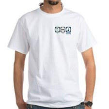 Eat Sleep Aeronautical Engineering Shirt