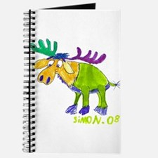 Simon's Friendly Moose Journal