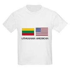 Lithuanian American T-Shirt