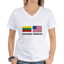 Lithuanian American Shirt