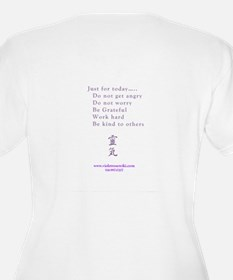 LOVE OF REIKI NEW Plus Size T-Shirt