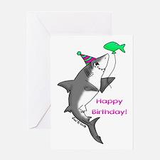 shark birthday greeting cards  card ideas, sayings, designs, Birthday card