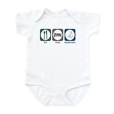 Eat Sleep Acupuncture Infant Bodysuit