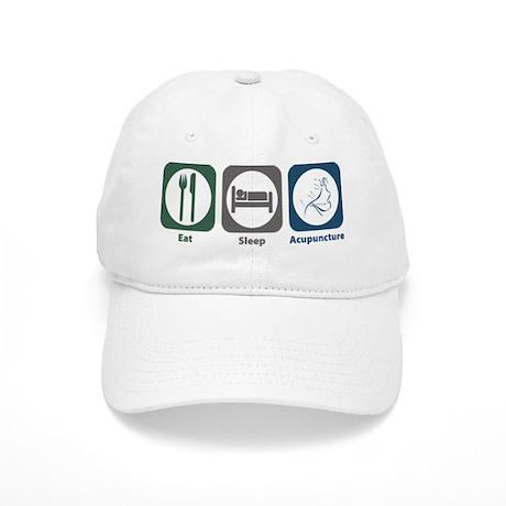 Eat Sleep Acupuncture Cap