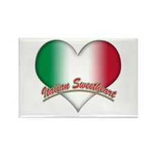 Italian Sweetheart Rectangle Magnet