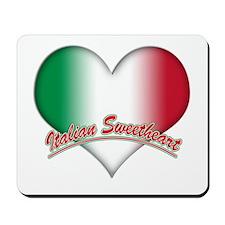 Italian Sweetheart Mousepad