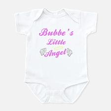Bubbe's Angel (Girl) Infant Bodysuit