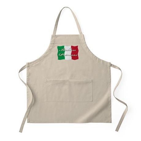 italian Princess BBQ Apron