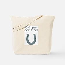 chilean corralero Tote Bag