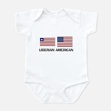 Liberian American Infant Bodysuit