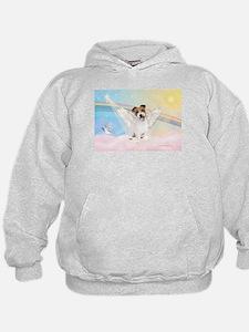 Angel / Jack Russell Terrier Hoodie