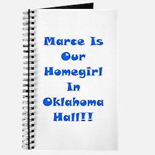 Marce Is Our Homegirl Journal