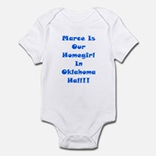 Marce Is Our Homegirl Infant Bodysuit