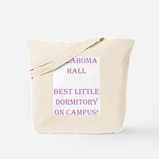 Oklahoma Hall Tote Bag