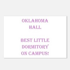 Oklahoma Hall Postcards (Package of 8)