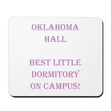 Oklahoma Hall Mousepad