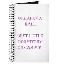Oklahoma Hall Journal