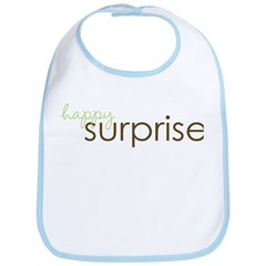 Happy Surprise Bib