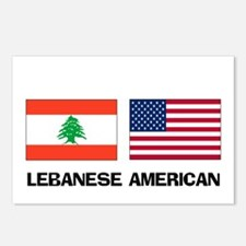 Lebanese American Postcards (Package of 8)