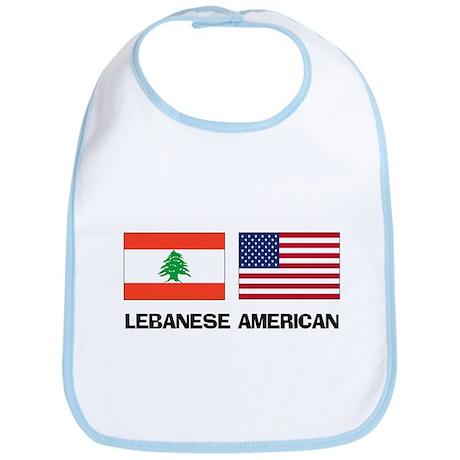 Lebanese American Bib