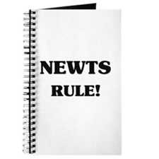 Newts Rule Journal