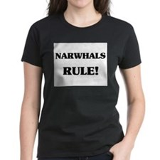 Narwhals Rule Tee