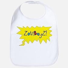 Zombayz! Baby Bib