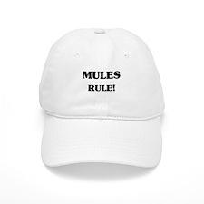 Mules Rule Cap
