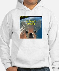A Dogs World Hoodie