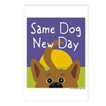 Same Dog, New Day Postcards (Package of 8)