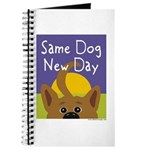 Same Dog, New Day Journal