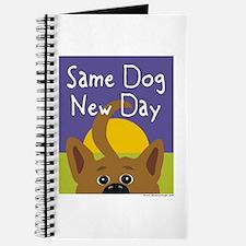 Same Dog, New Day Journal