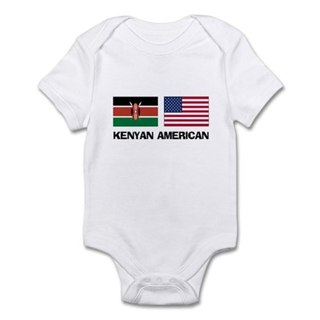 Kenyan American Infant Bodysuit