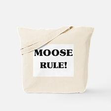 Moose Rule Tote Bag