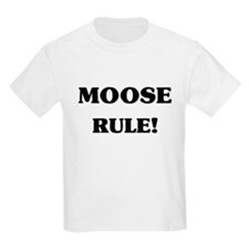 Moose Rule T-Shirt