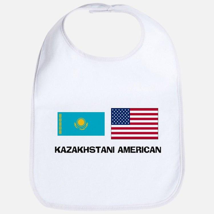 Kazakhstani American Bib