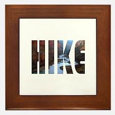 Hike Framed Tile